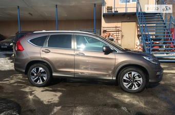 Honda CR-V 1.6D AT (160 л.с.) Elegance 2016