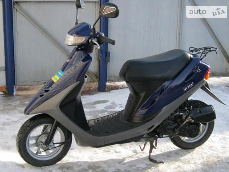 Honda Dio 2007