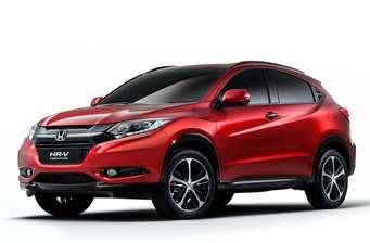 Honda HR-V 1.5l CVT (130 л.с.) Comfort 2018