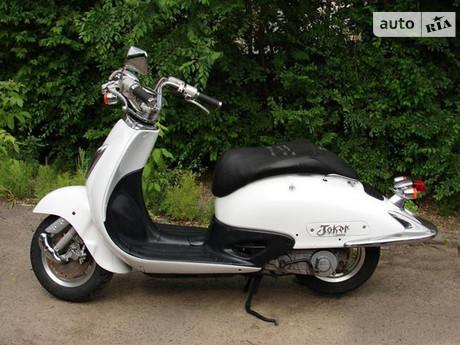Honda Joker 50 2012