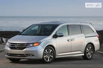 Honda Odyssey 3.5 AT (248 л.с.) 2018