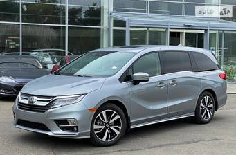 Honda Odyssey 3.5 i-VTEC (280 л.с.) 10AT 2020