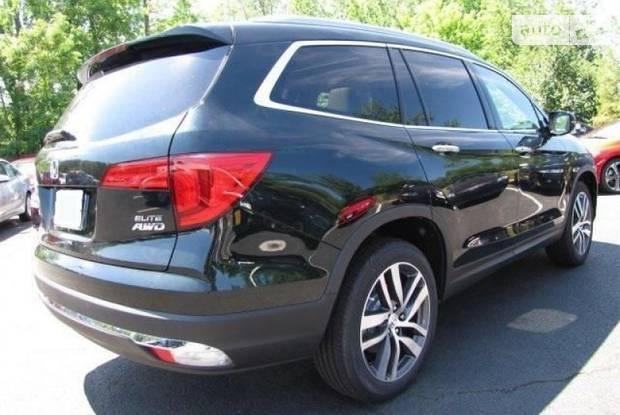 Honda Pilot Elit SH-AWD