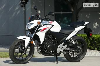 Honda CB 500F 2018