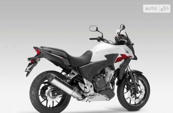 Honda CB 500X 2018