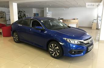 Honda Civic 1.6 CVT (125 л.с.) 2019