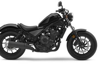 Honda CMX 500 Rebel 2018