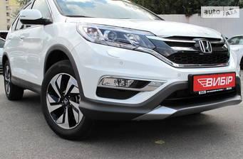 Honda CR-V 1.6D AT (190 л.с.) 2017