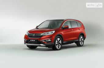 Honda CR-V 2.0 AT (155 л.с.) 2017
