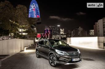 Honda CR-V 2.4 CVT (188 л.с.) 2016
