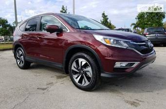 Honda CR-V 1.6D AT (190 л.с.) 2018