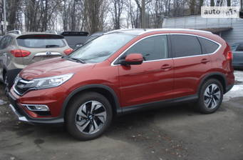 Honda CR-V 1.6D AT (190 л.с.) 2019