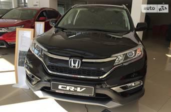 Honda CR-V 2.0 AT (155 л.с.) 2018