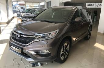 Honda CR-V 2.0 AT (155 л.с.) 2018