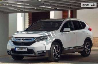 Honda CR-V 2.0 Hybrid i-MMD E-CVT (184 л.с.) 2020