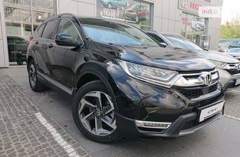Honda CR-V 1,5L i-VTEC Turbo (193 л.с.) AWD 2018