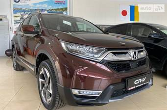 Honda CR-V 1.5i VTEC Turbo CVT (193 л.с.) 4WD 2020