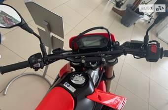 Honda CRF 2020 base
