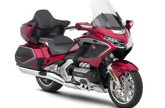 Honda GL 1800 Gold Wing Tour DCT 2018