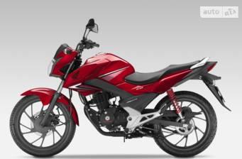 Honda GLR 125 2018