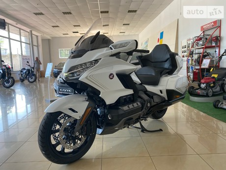 Honda Gold Wing 2020