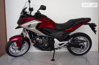 Honda NC 750X DCT 2018