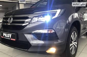 Honda Pilot 3.0 AT (249 л.с.) 2017