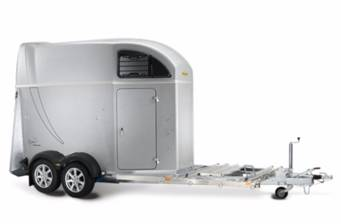 Humbaur Zephir Carriage 3000 2017