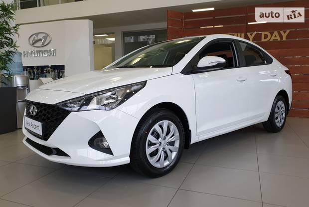 Hyundai Accent Comfort