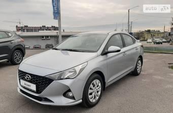Hyundai Accent 1.4 DOHC MT (100 л.с.) 2020