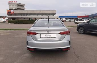 Hyundai Accent 2020 Comfort