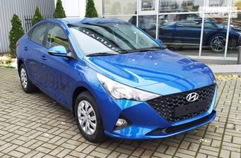 Hyundai Accent 1.4 DOHC MT (100 л.с.) 2021