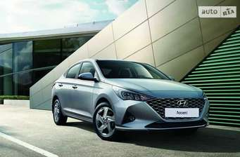 Hyundai Accent 2021 в Житомир