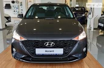 Hyundai Accent 1.4 DOHC AT (100 л.с.) 2021