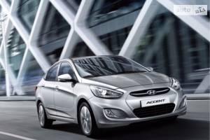 Hyundai Accent 1.6D AТ (136 л.с.) Diesel 2018