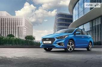 Hyundai Accent HC 1.4 MPI MT (100 л.с.) Active+ 2017
