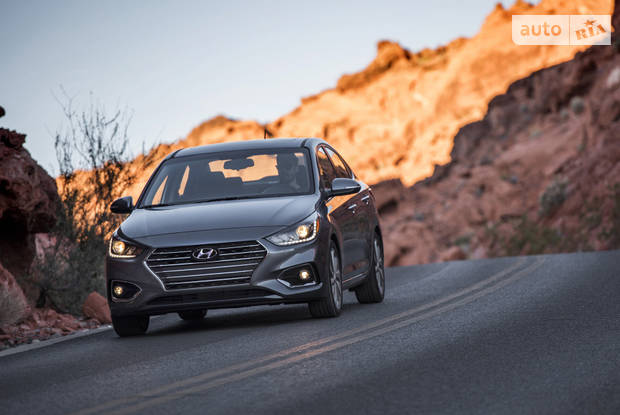 Hyundai Accent Active+
