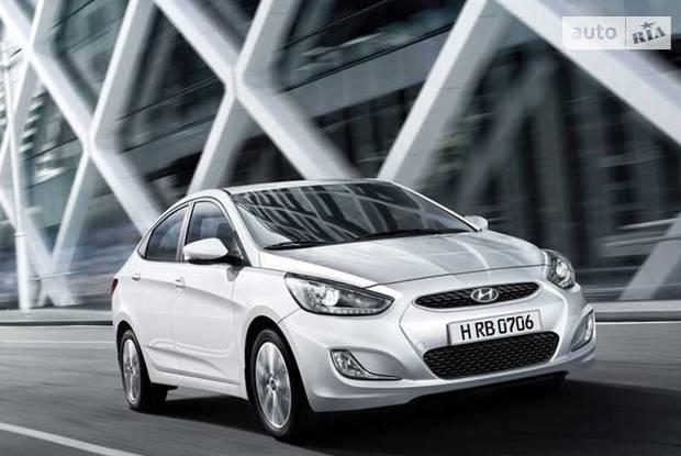 Hyundai Accent Style