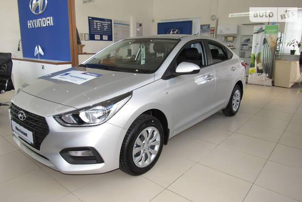 Hyundai Accent Active+