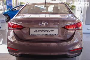 Hyundai Accent HC 1.4 MPI AT (100 л.с.) Comfort 2018
