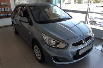 Hyundai Accent 1.4 МТ (107 л.с.) 2018