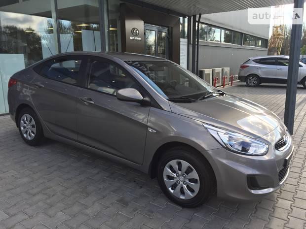 Hyundai Accent Optima
