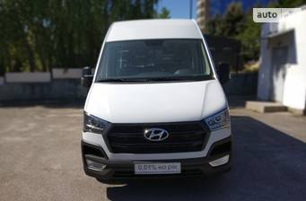 Hyundai County 2019