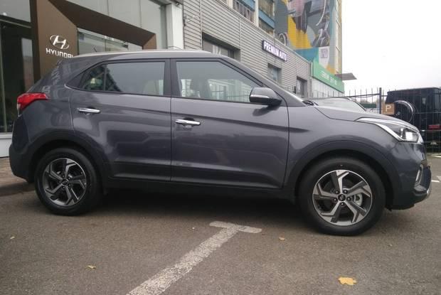 Hyundai Creta Top