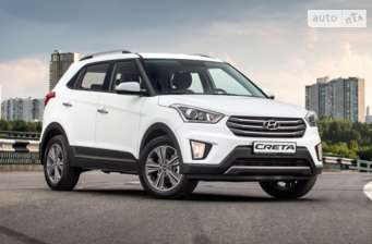 Hyundai Creta FL 1.6 DOHC AT (123 л.с.) 2WD Comfort 2018