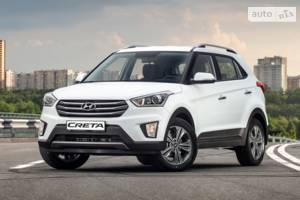 Hyundai Creta Active+