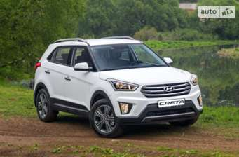 Hyundai Creta FL 1.6 DOHC AT (123 л.с.) 2WD Comfort 2017