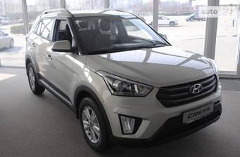 Hyundai Creta 1.6 DOHC AT (123 л.с.) 4WD 2018