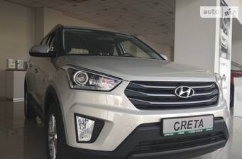 Hyundai Creta 1.6 DOHC AT (123 л.с.) 2WD 2018