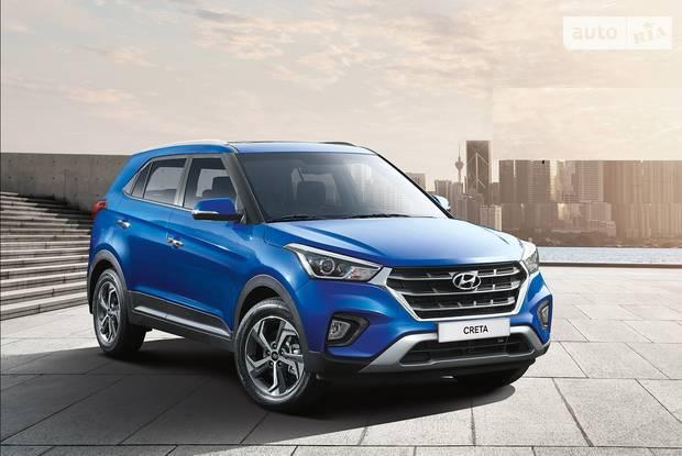 Hyundai Creta Individual